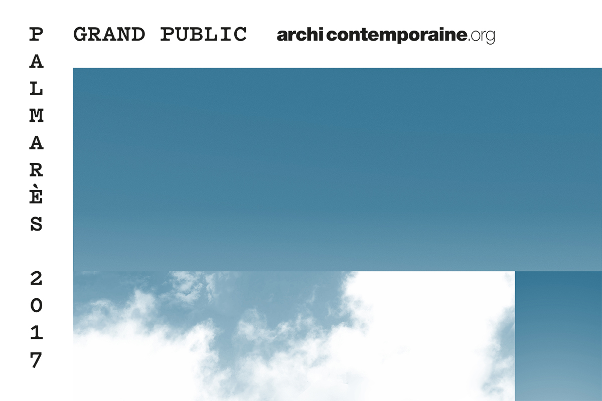 3e palmarès grand public archicontemporaine