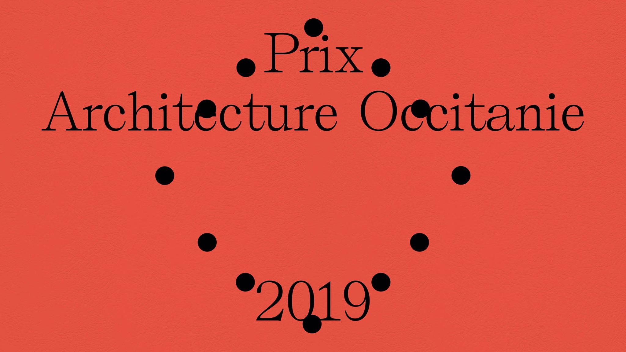 Liste Ordre Des Architectes a vous de voter ! prix architecture occitanie 2019   ordre