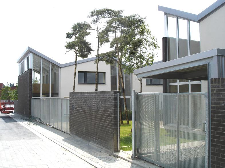 Maisons de ville à Tourcoing - Agence Philippe Dubus arch.