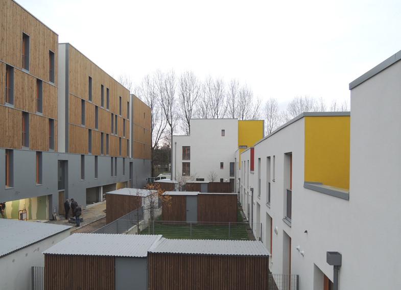 40 logements