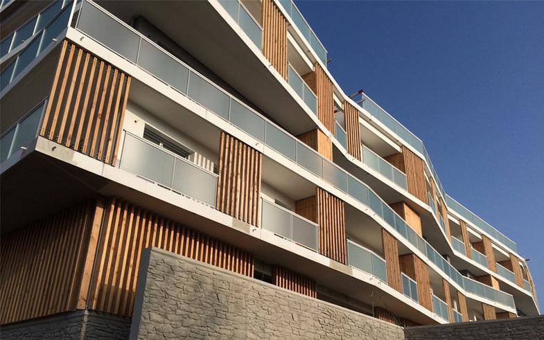 75 logements collectifs BBC