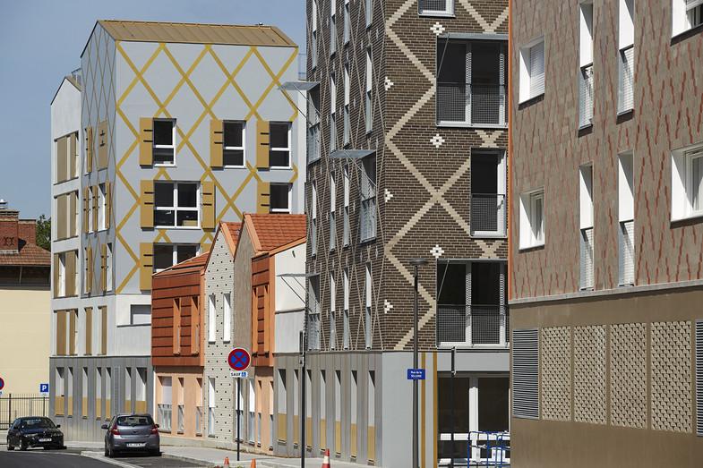 360 logements pour gendarmes à Pontoise