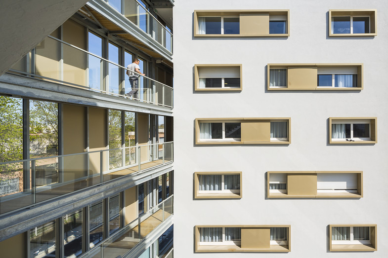 92 logements