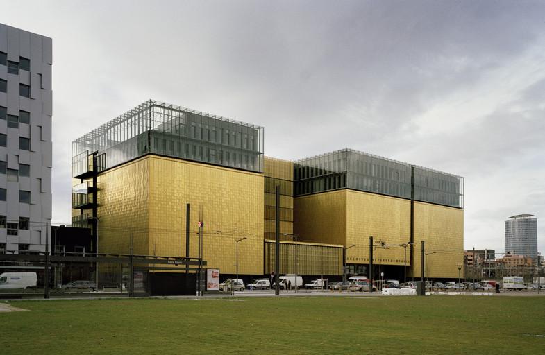 Archives Départementales du Rhône, Lyon - Architecte(s) : Dumetier Design, Séquences, Gauthier + Conquet