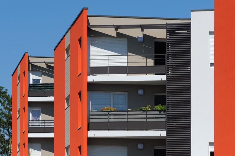 62 logements THPE à Chalon-sur-Saône