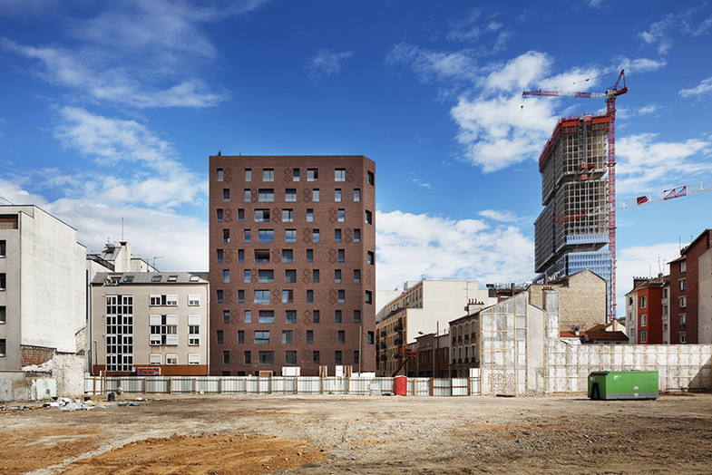 Construction de 38 logements