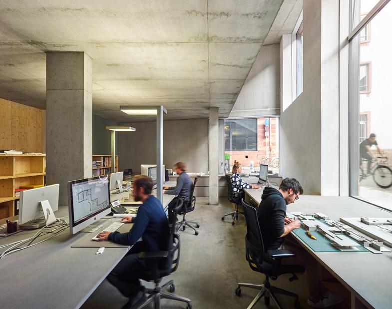 Agence d'architecture à Strasbourg