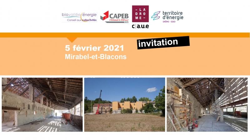 RDV Pro Drôme 5 fév 2021