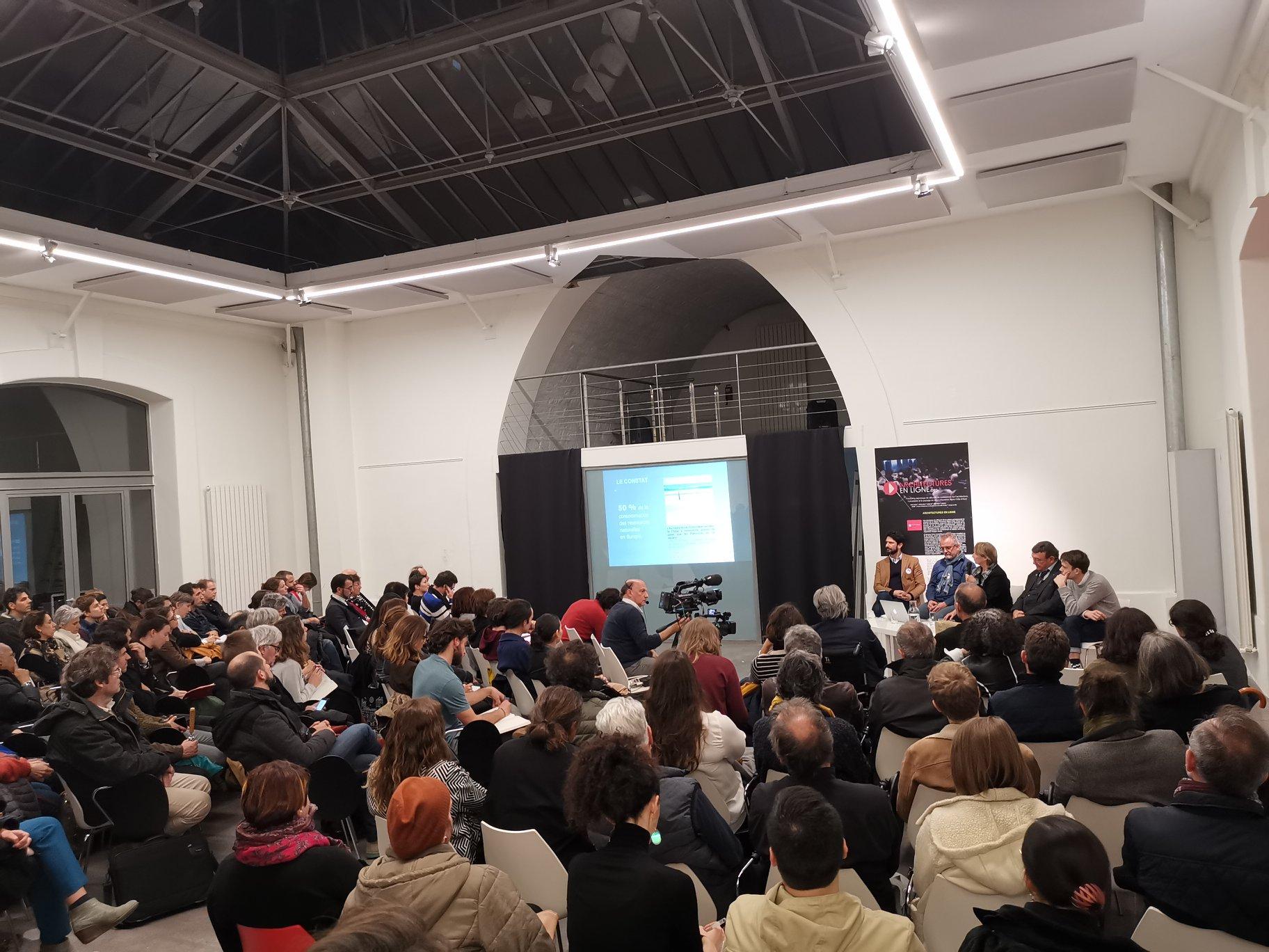 """Table ronde """"Réemploi des matériaux"""" à Marseille"""