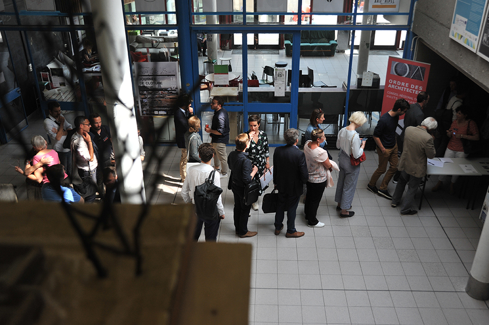 Assemblée annuelle 2019 des architectes des Hauts-de-France