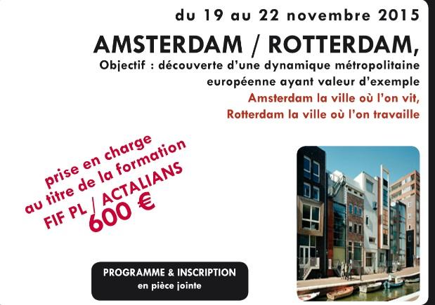 Amsterdam/Rotterdam
