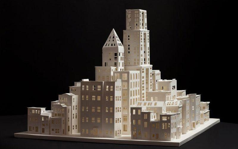 Architecture de papier