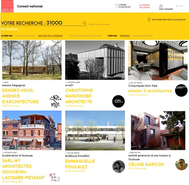 Architecte votre agence est elle sur architectes pour tous o - Comment trouver un architecte ...