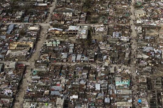 Appel aux dons pour la reconstruction en Haïti suite au passage de Matthew