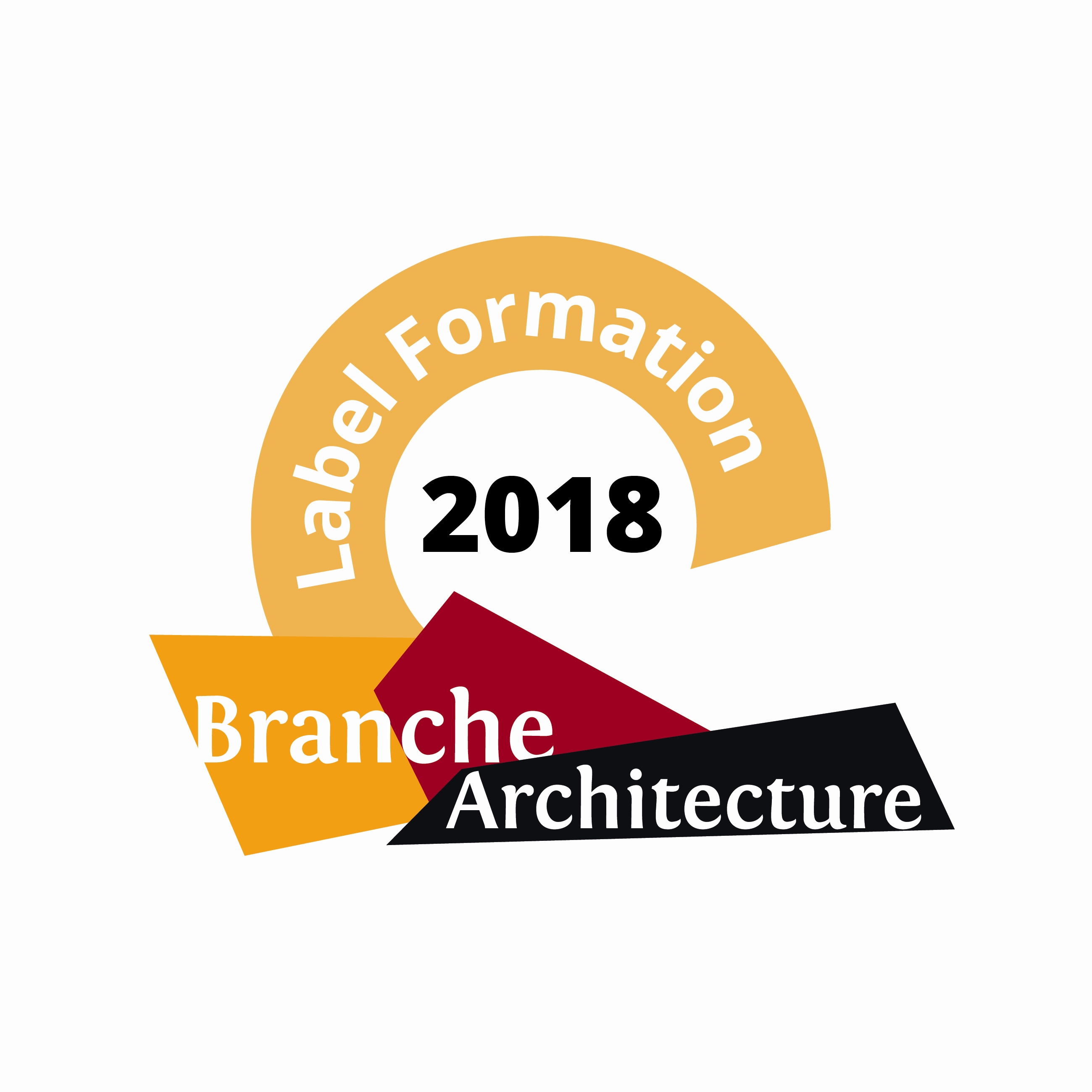 Label Formation 2018 Branche Architecture