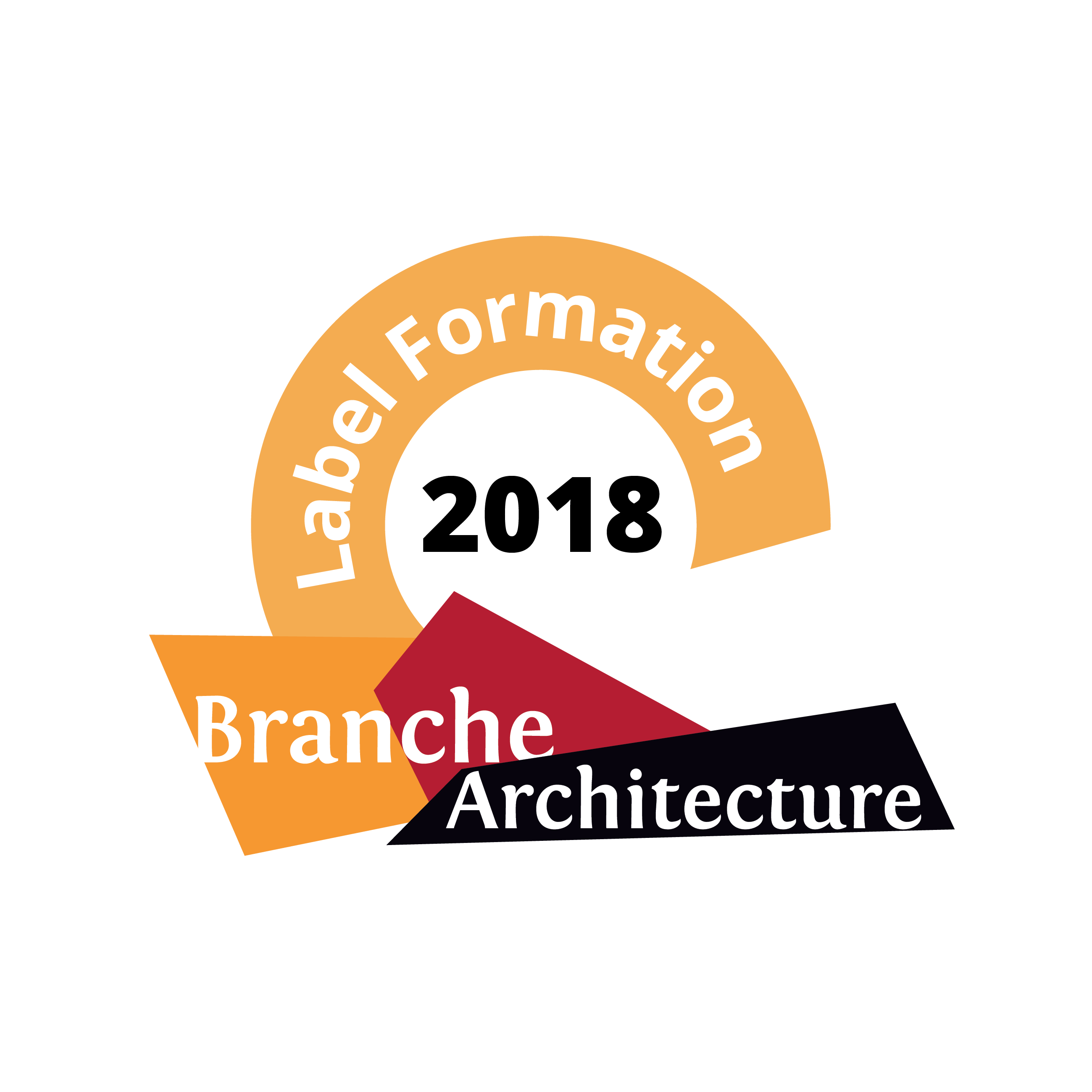 Label Branche Architecture 2018