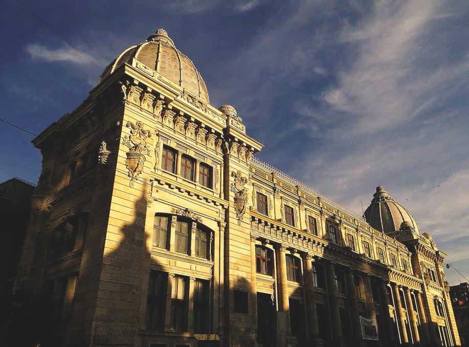 Musée national d'histoire de Roumanie. Photo Alexandra Hegedus