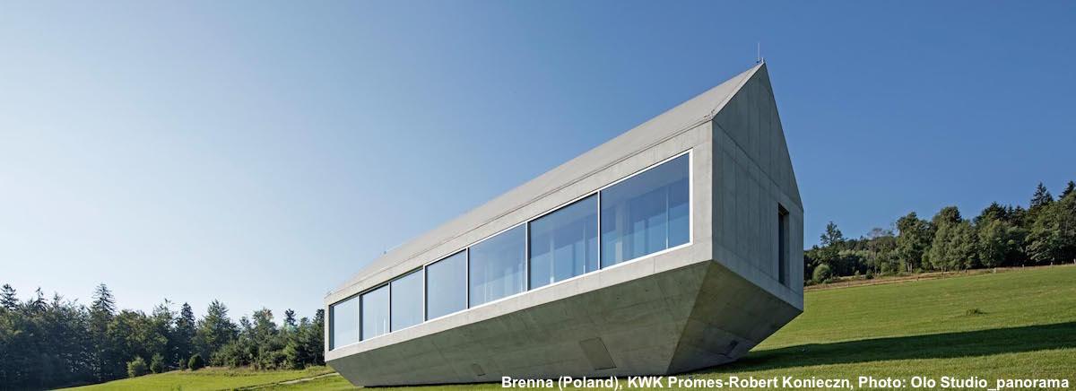 Brena, Pologne - KWK Promes-Robert Konieczn arch.