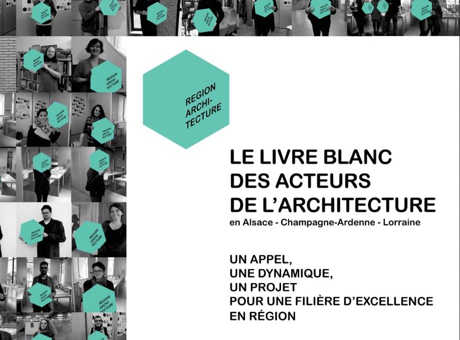 Livre Blanc Région Architecture