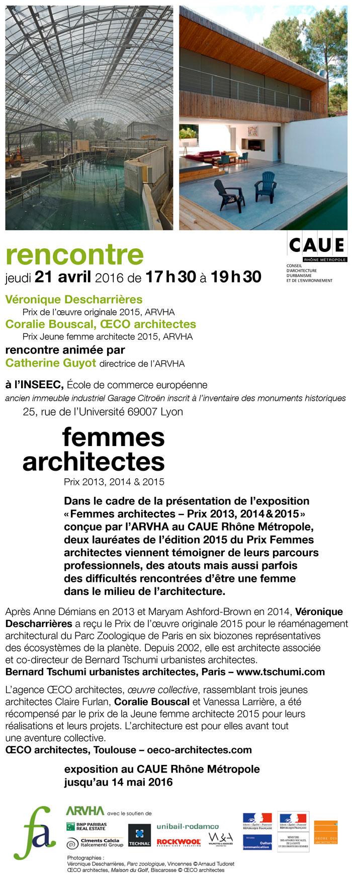 rencontre femme architecte