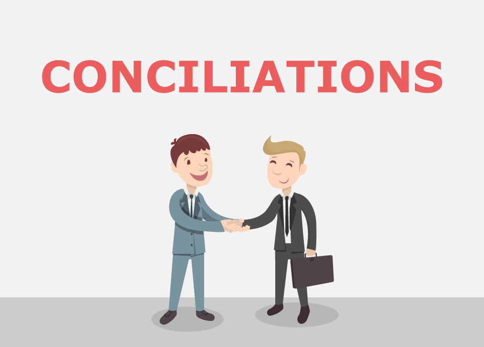 Conciliations - CROA HDF