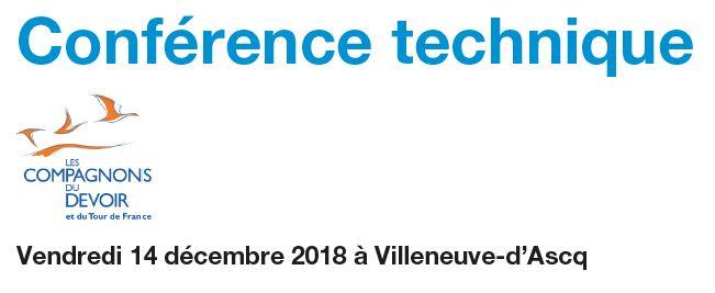 Conférence technique 14 décembre