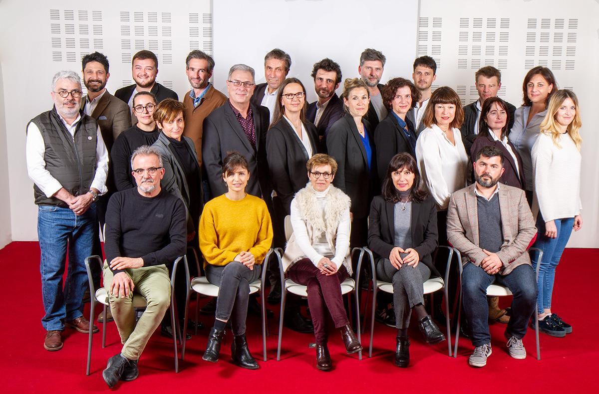 Conseillers de l'Ordre des Architectes PACA - 2021-2024