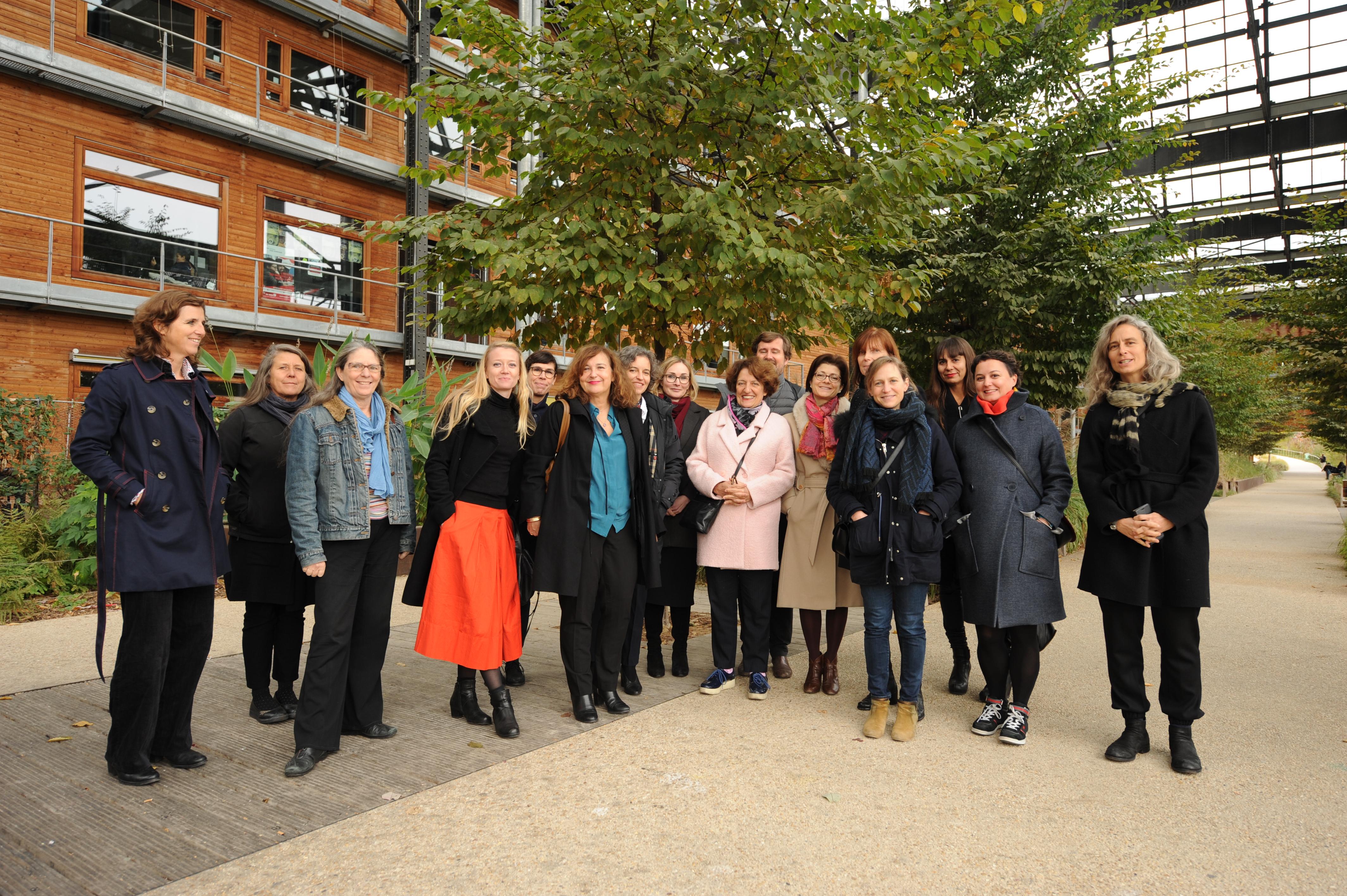 Jury femmes architectes