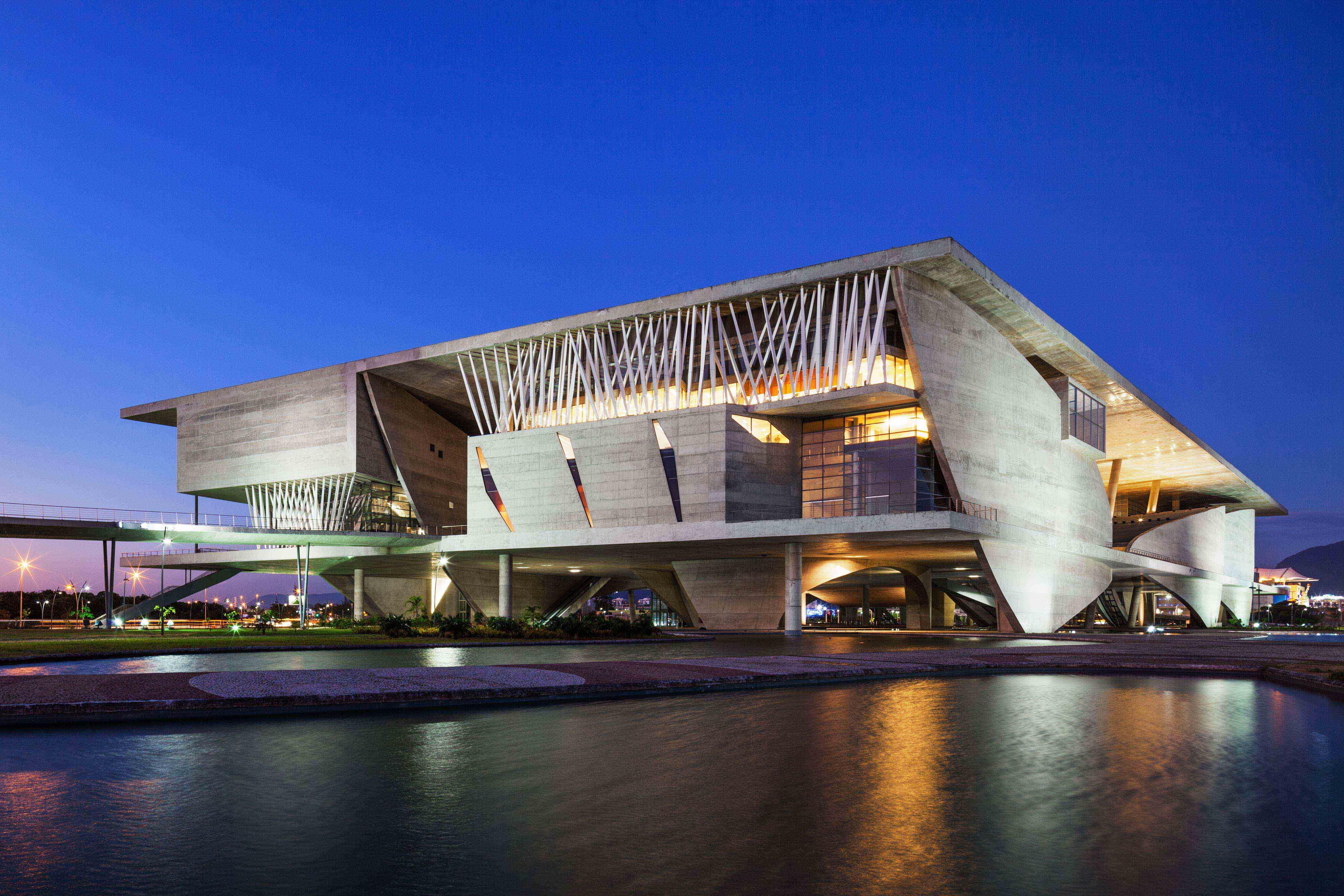 Cité des arts de Rio de Janeiro