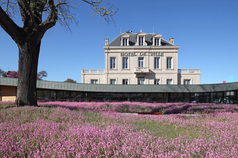 Hôtel de ville de Beaumont et parc Bopfingen