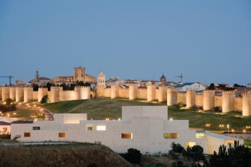 Centre de Congrès et d'expositions à Avila
