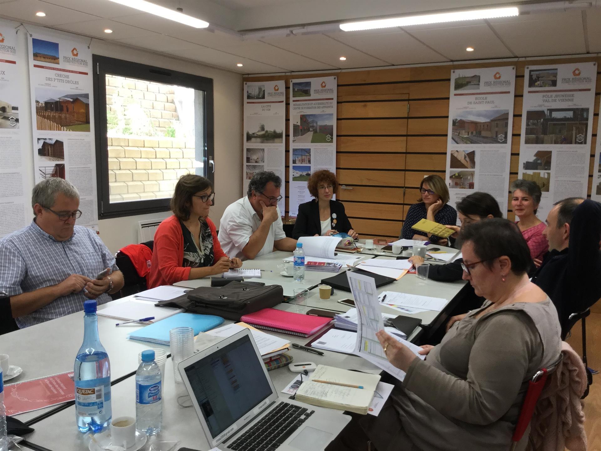 Pôle Limoges - réunion
