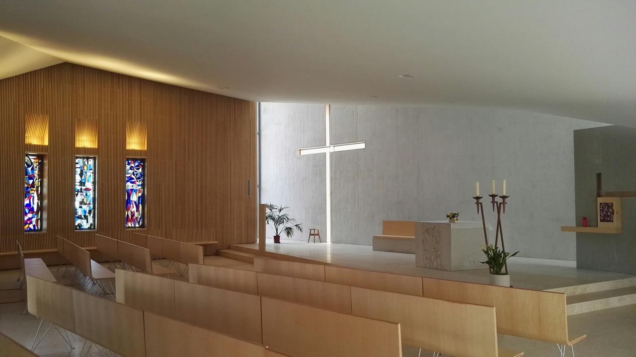 Église notre dame du lac