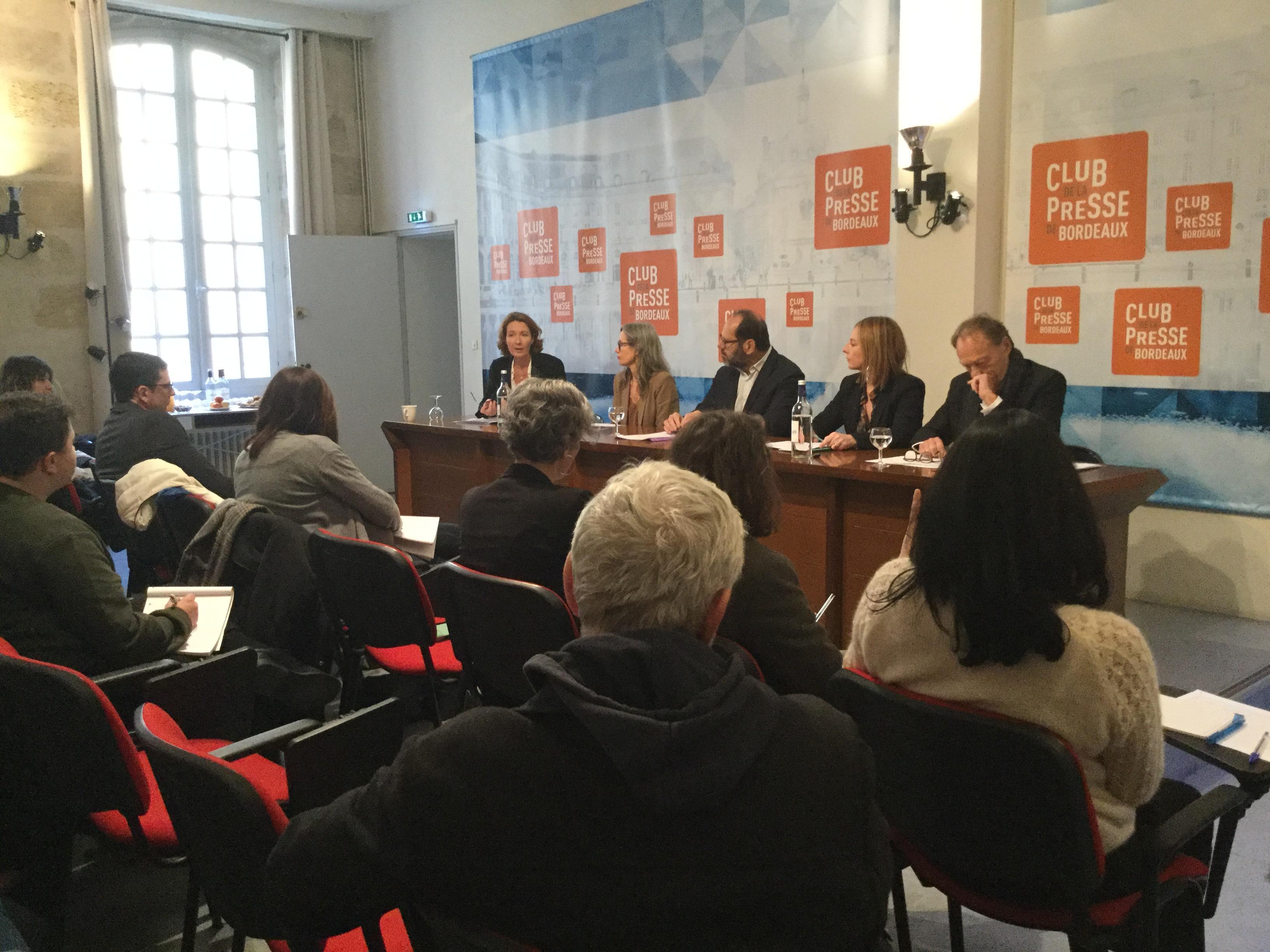 Conférence de presse interprofessionnelle du 20/0220