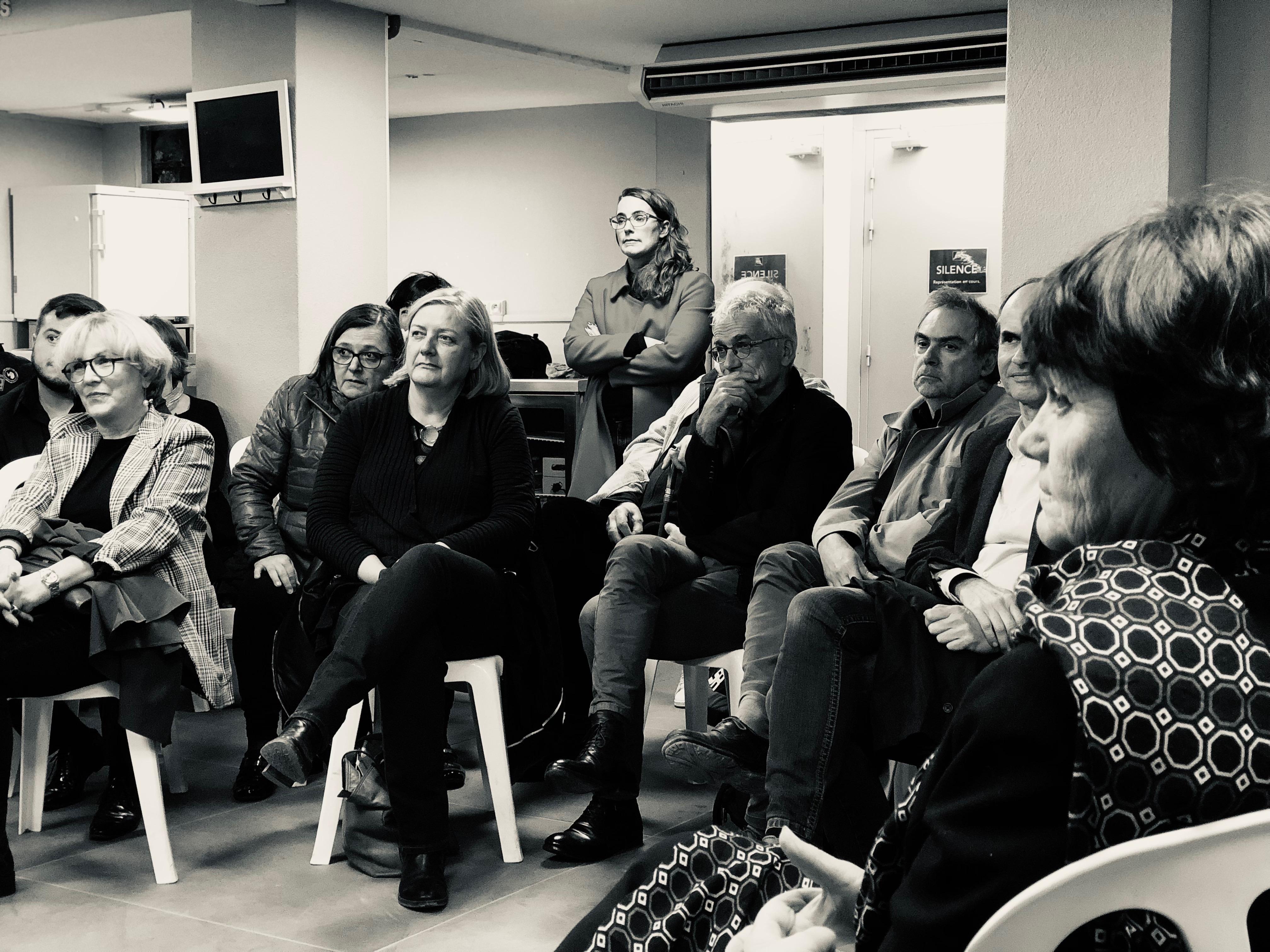 Conseil à Avignon 16/11/18