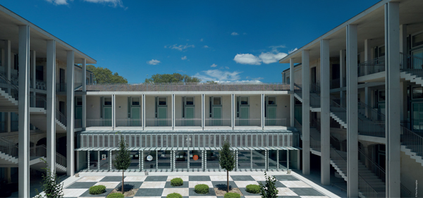 caue 34 paroles d 39 architecte n 5 jean luc lauriol. Black Bedroom Furniture Sets. Home Design Ideas