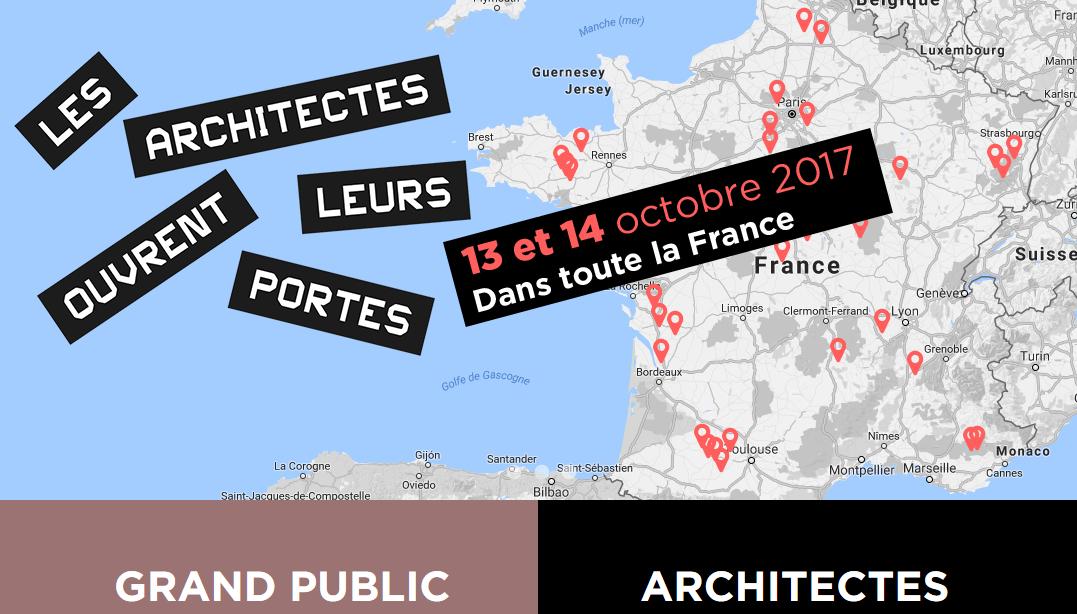 1000 Agences Darchitecture Ouvrent Leurs Portes Au Public Ce