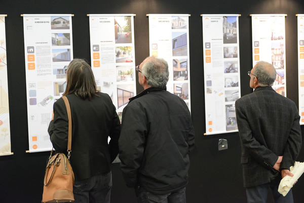 Les architectes font salon vivons maison jusqu 39 au 13 for Salon vivons