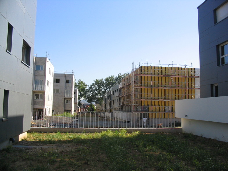 56 logements locatifs sociaux
