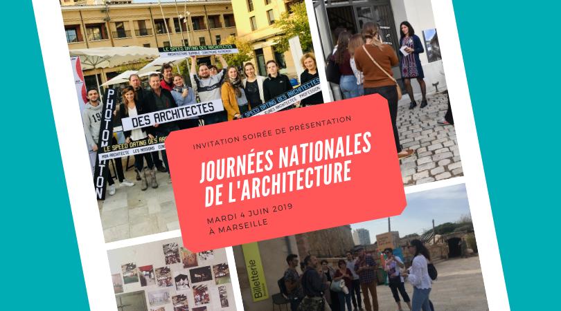 Réunion info JNArchi 2019 Marseille