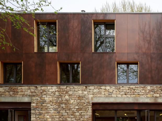 Bureaux des services techniques de St-Martin de Crau (13) © Oh!Som Architectes Julien Kerdraon