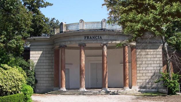Pavillon de la France à Venise