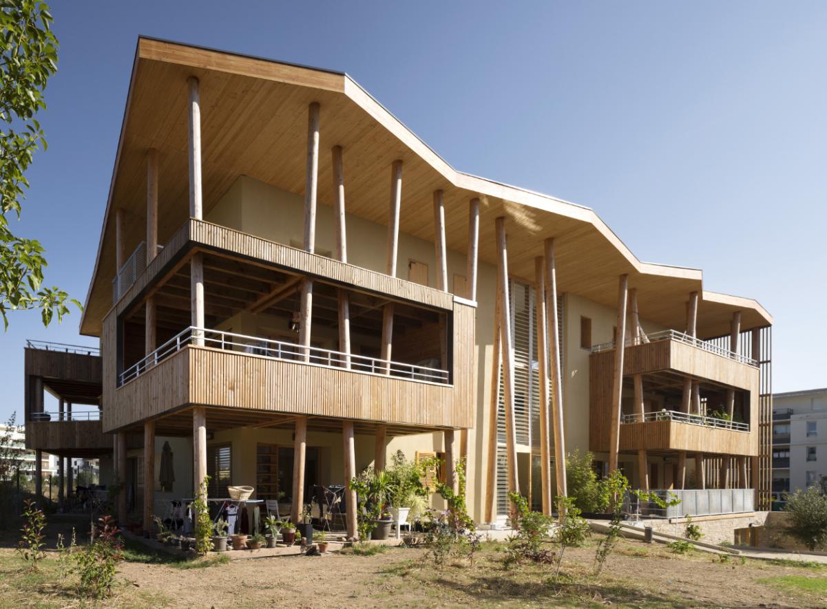 Candidater au prix national de la construction bois 2018 ordre des architectes for Construction en bois var