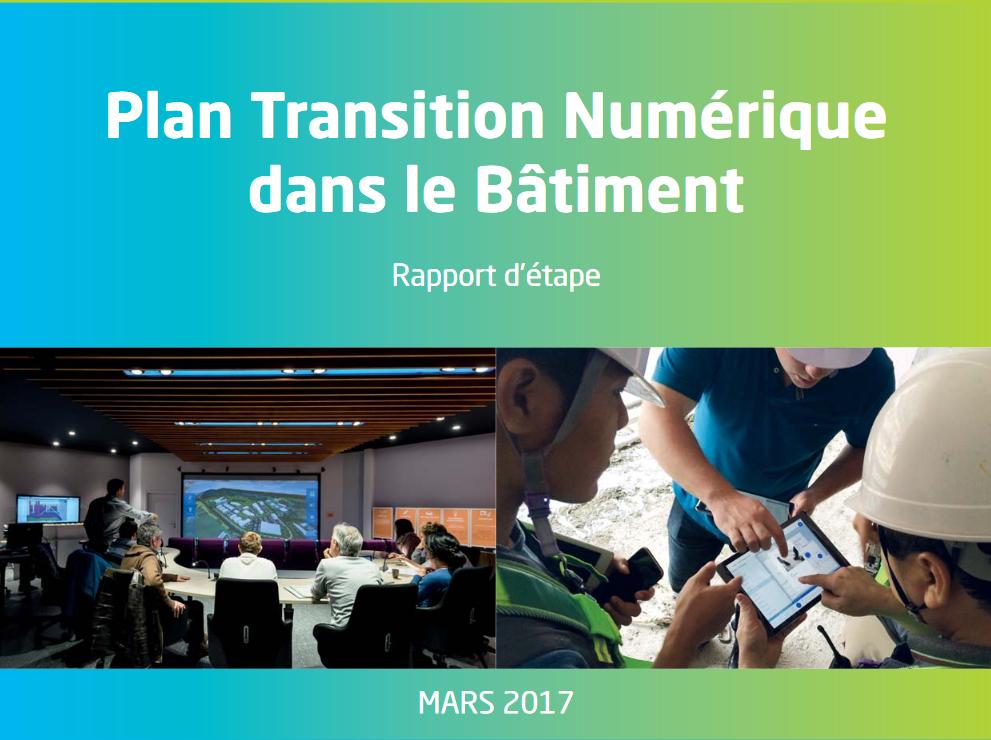 Le plan de transition num rique dans le b timent publie for Les plans de batiment