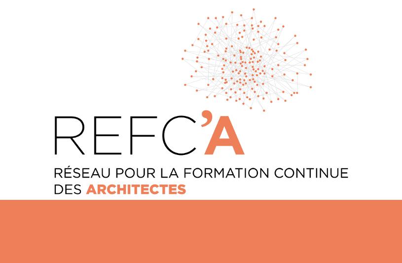 Le refc a ordre des architectes for Ordre des architectes centre