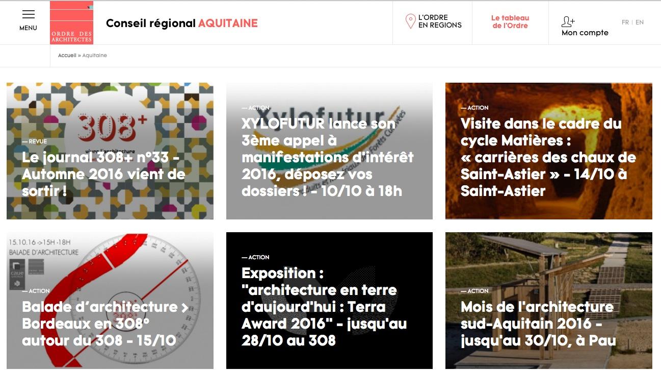 capture site architectes.org