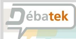 Logo débatek