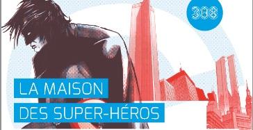 la maison des super héros