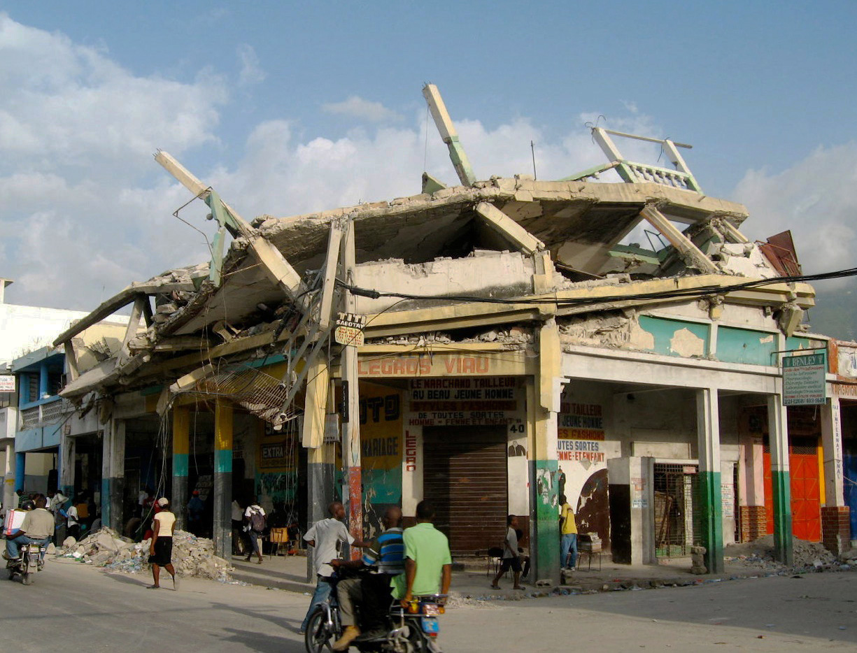 Seisme à Haiti