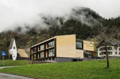 École primaire et jardin d'enfants